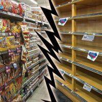 Mal precedente: sólo hay un 38% de los alimentos con Precios Cuidados en supermercados