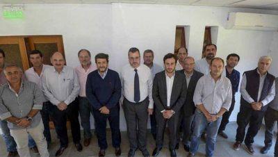 Solicitan obras hídricas para mejorar la seguridad del casco urbano de Vedia