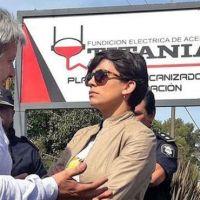 El conflicto en Titania continúa en reclamo por los 13 trabajadores despedidos