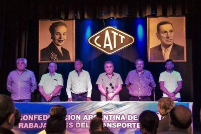 La ITF respaldó las protestas del 1° de Mayo de los gremios del transporte
