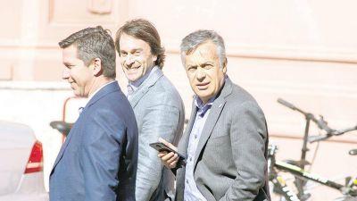 Macri intenta frenar la fuga de los aliados