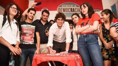 Lousteau rechaza a Macri y consolida acercamiento con la UCR