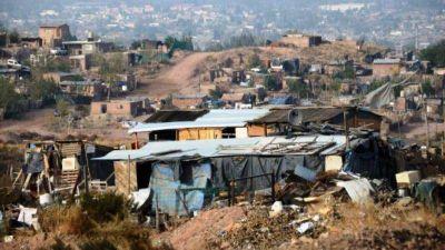 Con Vaca Muerta crecen la falta de vivienda y la desigualdad