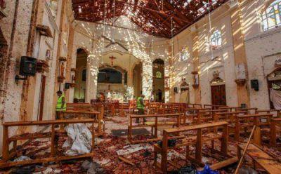 La DAIA repudia ataques a iglesias y hoteles de Sri Lanka