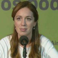 María Eugenia Vidal sale de campaña por el país: viaja a Córdoba para respaldar a Mario Negri