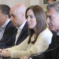 Mauricio Macri recibe a gobernadores de Cambiemos y estudian relanzar el Ahora 12