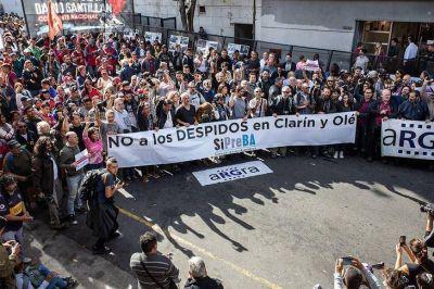 Los trabajadores de Clarín anuncian un paro por 48 horas