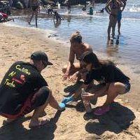 General Pueyrredón: Tras prohibir los plásticos en las playas, buscan limitar el uso del cigarrillo