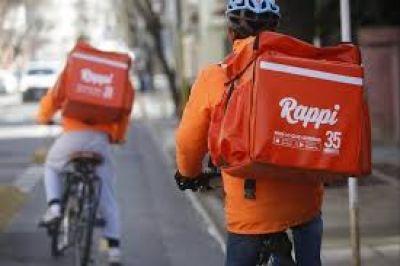 Asociación de médicos contra Rappi