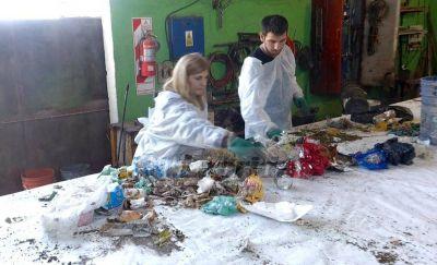 Laprida incluida en el programa de caracterización de residuos