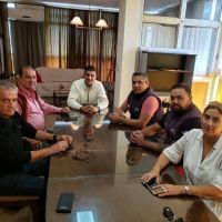 SUPA Bajo Paraná: Reunión en Concepción del Uruguay para preservar fuentes laborales en el puerto