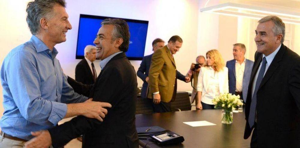 Macri, Larreta, Vidal y el tridente de gobernadores radicales empiezan a definir las candidaturas