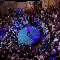 En un acto con gremios y diputados, Marco Lavagna ratificó su intención de ser jefe de Gobierno porteño