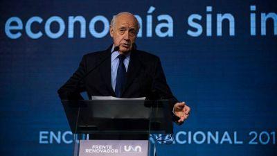 Roberto Lavagna saldrá a confrontar con Cristina Kirchner para consolidar su candidatura presidencial
