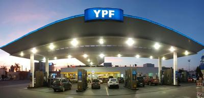 """La energía del futuro, en """"los surtidores"""" de la expoRed YPF"""