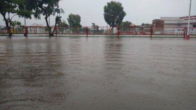 La lluvia no cesa y siguen las inundaciones en Chaco, Formosa y Corrientes: hay 5400 evacuados