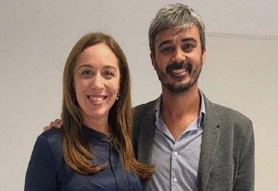 Vidal juega fuerte en la campaña bonaerense con apoyo a los