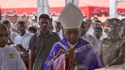 """Sri Lanka, el cardenal Ranjith: """"Que se haga justicia contra los atentadores, son peor que los animales"""""""
