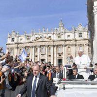 """Catequesis del Papa: """"No todo se resuelve con la justicia, es necesario el amor"""""""