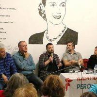"""""""Identidad Peronista"""" inauguró espacio en búsqueda de la unidad del movimiento nacional y popular"""
