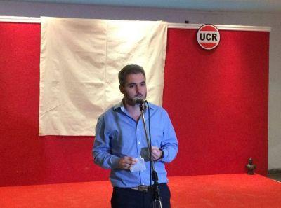 Gonzalo Diez confía en dar vuelta el resultado de las PASO de 2017
