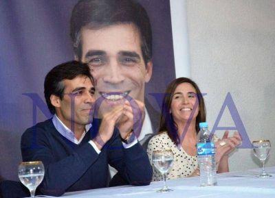 Tras el contrato por 5 millones de pesos a Praxis, la hermana del intendente aparece en C5N