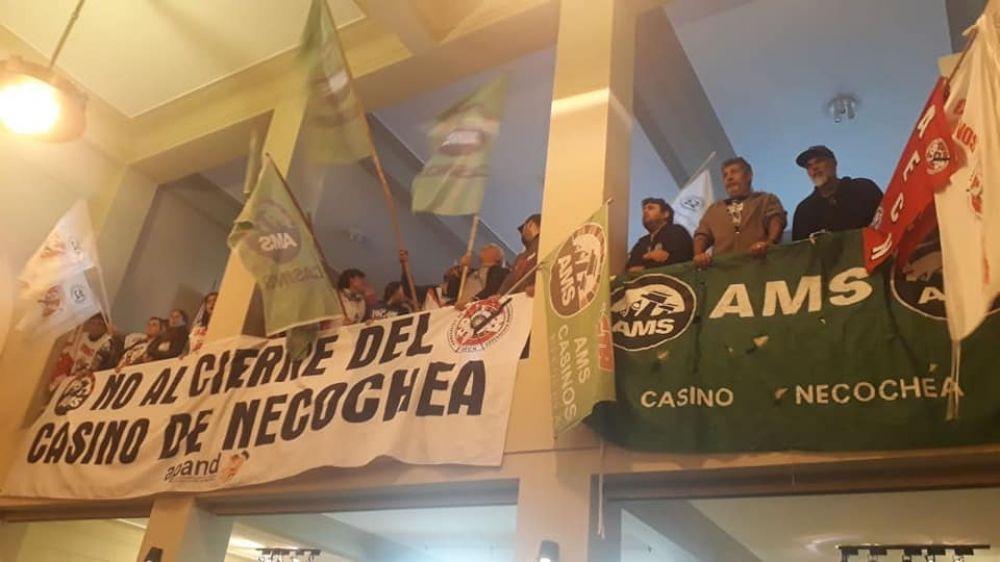 El HCD aprobó el pedido de audiencia con Vidal para no cerrar el casino