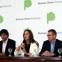 De campaña: Vidal sale al cruce de los hipermercadistas