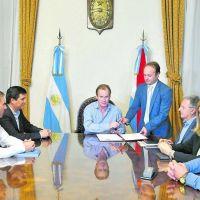 Villa Paranacito tendrá una nueva planta potabilizadora