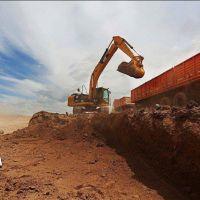 Más de 30 obras hídricas se levantan en Río Negro