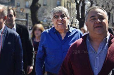 De la mano de los Moyano, los municipales lanzan su brazo político en la provincia