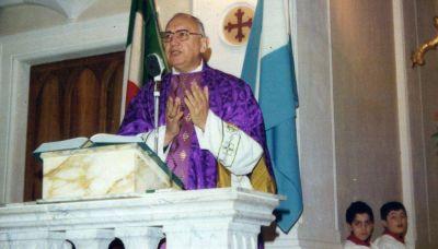 Añatuya homenajea a monseñor Jorge Gottau, a 25 años de su fallecimiento