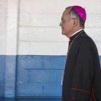 Llega a Roma el obispo nicaragüense llamado por el Papa por las amenazas en su contra