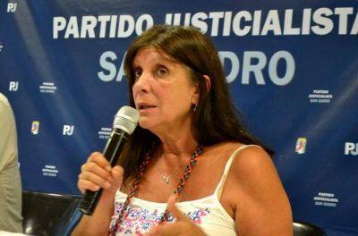 Teresa Garcia sobre su posible candidatura a Intendente: