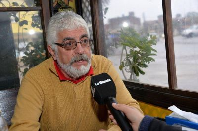 Jorge Pintos se lanzó cómo precandidato a intendente