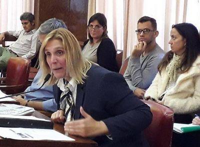 Vilma no se calla nada y salió a respaldar las declaraciones de la Mesa del Basural