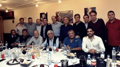 Moyano sumó el apoyo de intendentes del conurbano al paro del 30A