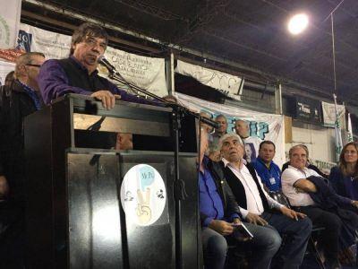 Los municipales lanzaron el MUPE, su brazo político en la Provincia de Buenos Aires