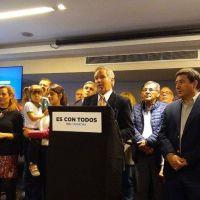 """Solá lanzó su candidatura: """"somos un frente amplio y diverso"""""""