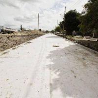 Almirante Brown: Cascallares destacó las obras hidráulicas, de asfalto y cloacas en Don Orione