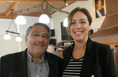 Vidal agradeció el acompañamiento de las 62 Organizaciones Gremiales Peronistas