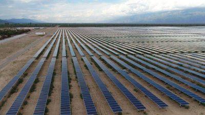 Argentina nuevo parque solar Nonogasta energía para 23mil hogares