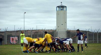 Dos equipos de rugby surgidos en las cárceles se hermanaron en Bouwer