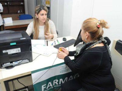 La entrega de remedios gratuitos a jubilados suma otras cuatro localidades