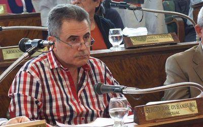 """""""Nadie se baja del pedestal en pos de la unidad"""", criticó Oyhamburú"""
