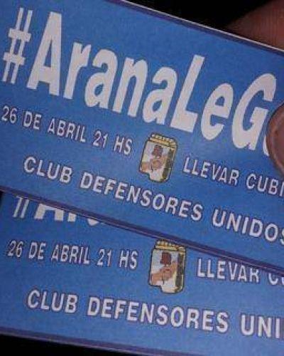 Marcos Arana lanza su precandidatura a intendente: cómo será el acto del PJ en Defensores Unidos