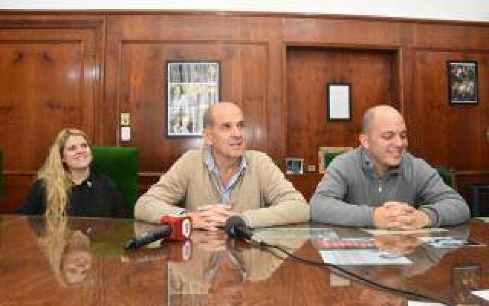 Pablo Zurro anunció el aumento más alto de la Provincia: 42% para municipales de Pehuajó