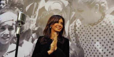 Cristina apoya el paro y movilización del #30A