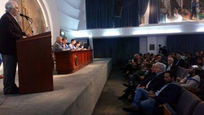 Encuentro en la CGT: 70 Años del Congreso de Filosofía de Mendoza donde el peronismo realzó su base doctrinaria
