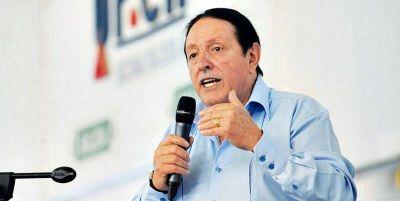 "Carlos Quintana, de UPCN: ""Si Vidal se postula a la presidencia pierde"""